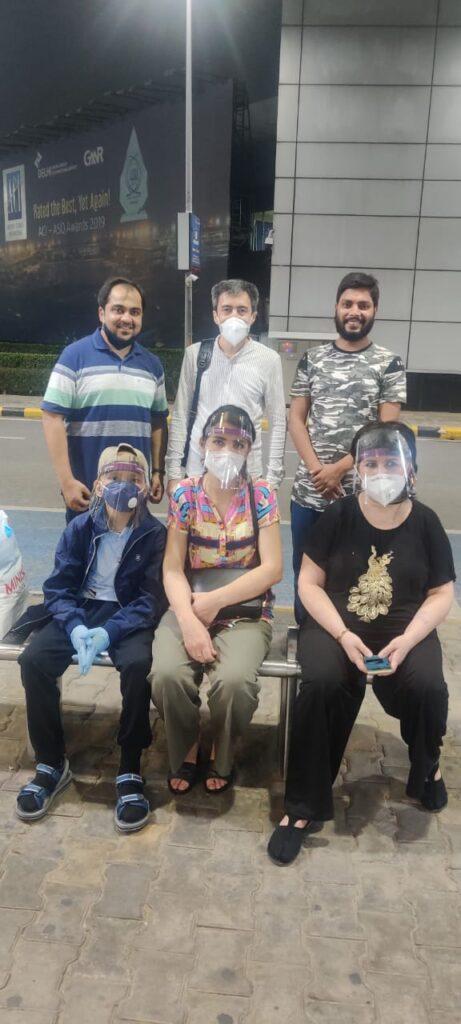 HLS Patients Landing Medical Tourism India